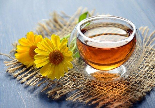 macérat huileux de calendula, plante par excellence pour la peau