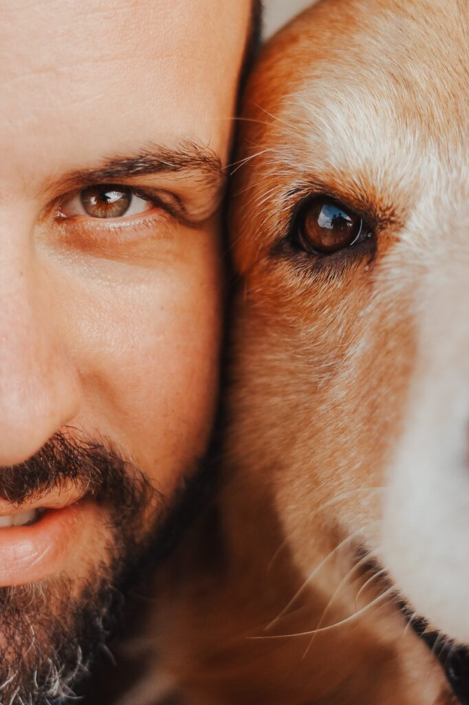 Comprendre le chien et le maitre en ostéopathie animale